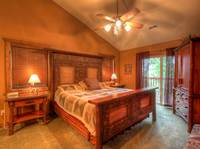 BEDROOM 2 at IT'S A WONDERFUL LIFE in Sevier County TN