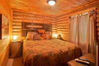BEDROOM 2 at AT WITTS INN in Sevier County TN