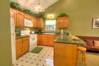 KITCHEN at XDANCES WITH BEARS in Sevier County TN