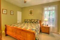 BEDROOM 2 at XDANCES WITH BEARS in Sevier County TN