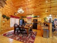 KITCHEN at XGIDDY-UP INDOOR POOL in Sevier County TN