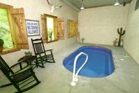 SWIMMING POOL (INDOOR) at XGIDDY-UP INDOOR POOL in Sevier County TN