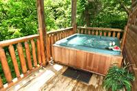 HOT TUB at XGIDDY-UP INDOOR POOL in Sevier County TN