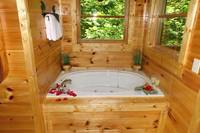 JACUZZI at XGIDDY-UP INDOOR POOL in Sevier County TN