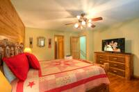 BEDROOM at X2nd to NONE in Pigeon Forge TN