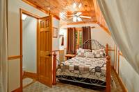 BEDROOM 2 (LOFT) at MOUNTAIN TREASURE in Sevier County TN