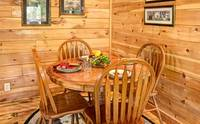 DINING TABLE at A SPECIAL PLACE in Sevier County TN