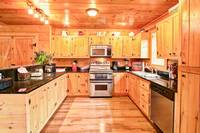 KITCHEN at BIG BEAR LODGE in Sevier County TN