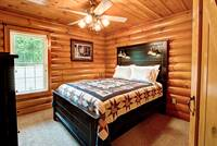 BEDROOM 2 at BIG BEAR LODGE in Sevier County TN