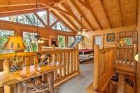 LOFT at ABOVE THE REST in Sevier County TN