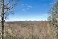 WINTER VIEW at OUTBAK in Sevier County TN