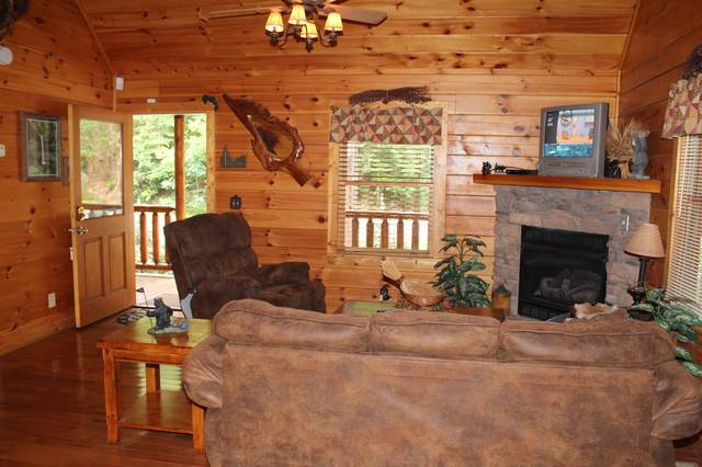 Barely Golf N Bear Camp Cabin Rentals