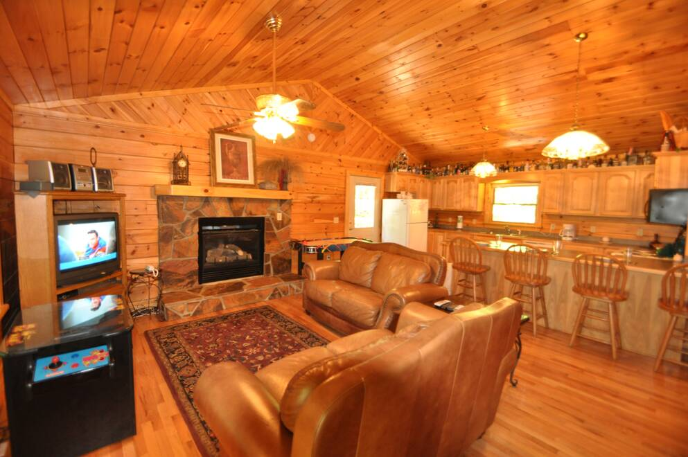 Simple Pleasures Bear Camp Cabin Rentals