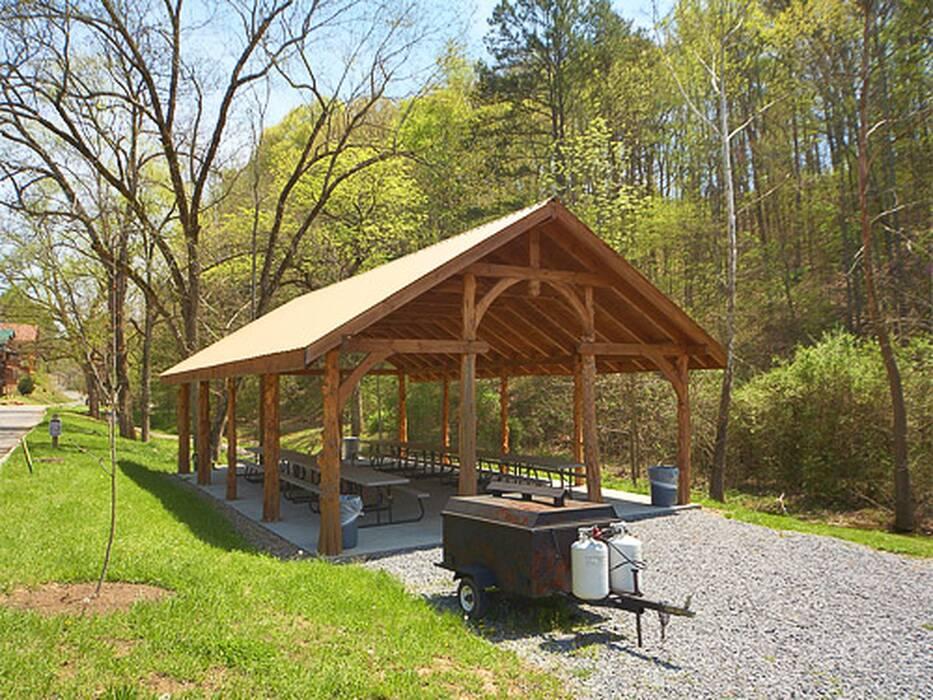 A Great Escape Bear Camp Cabin Rentals