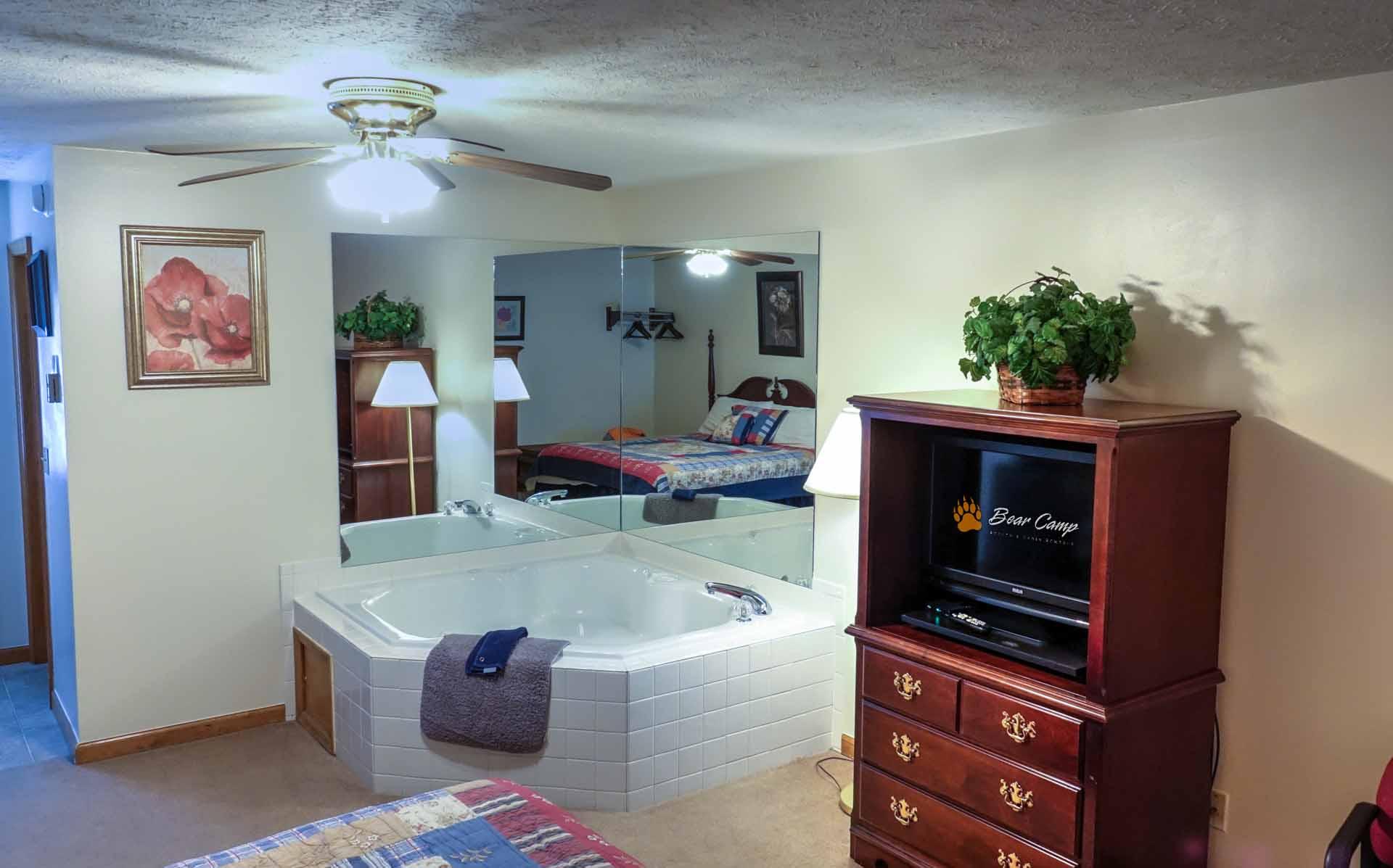 1 Bedroom Cabins - Bear Camp Cabin Rentals.
