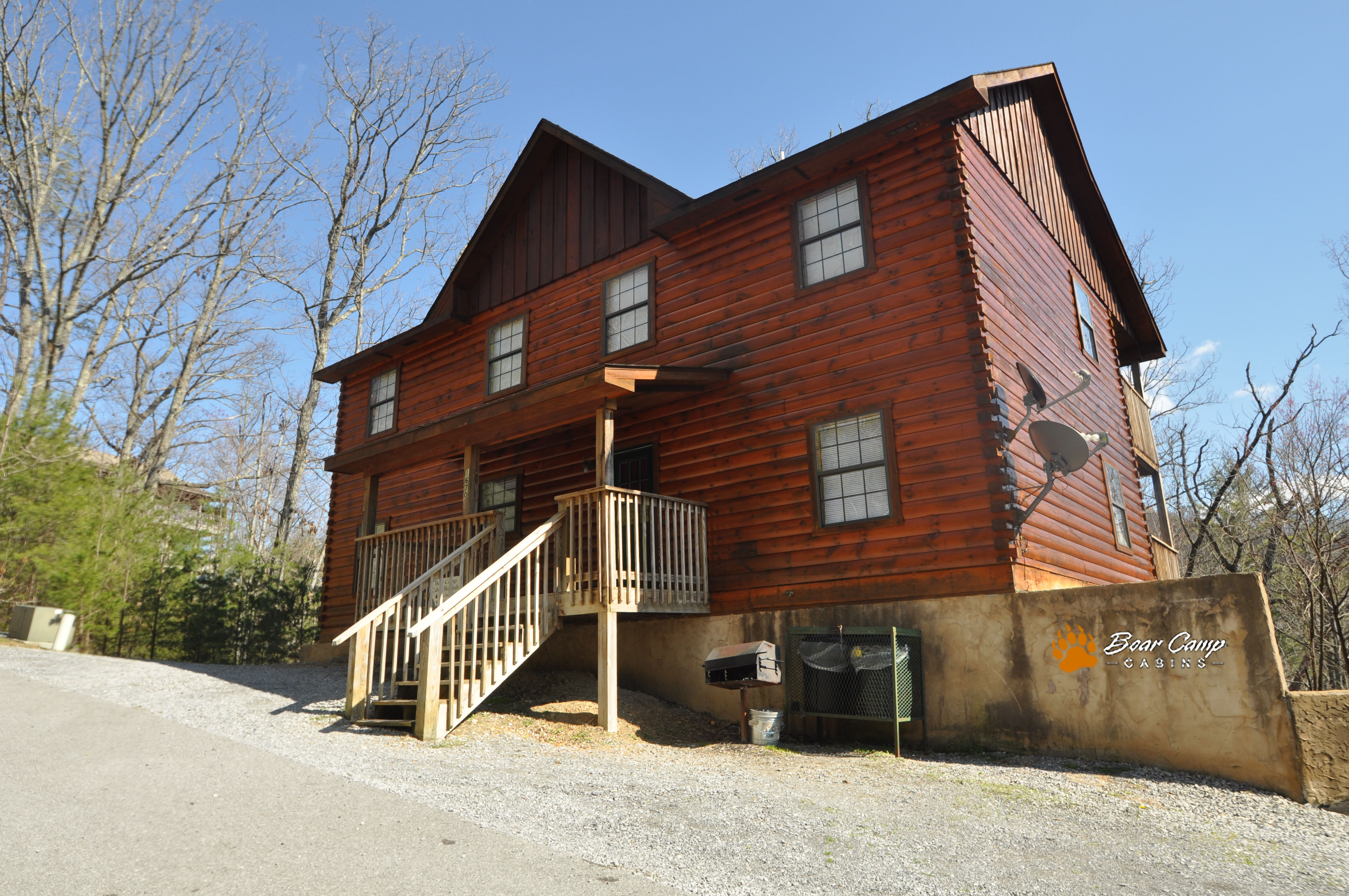 tennessee tn smokey cabins rentals in a gatlinburg mountain cabin smoky laurel bedroom chalets cottage