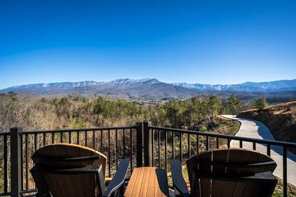 LeConte Mountain Chalet (New Listing)