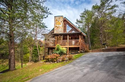 4 Bedroom Cabins Bear Camp Cabin Rentals