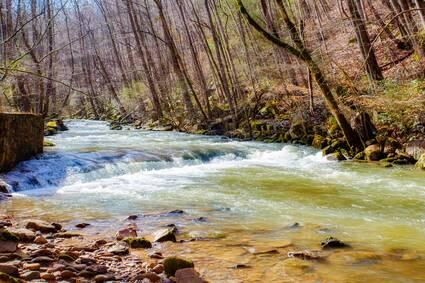 A Waterfall Retreat