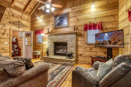 Cabin In the Woods (New Listing)