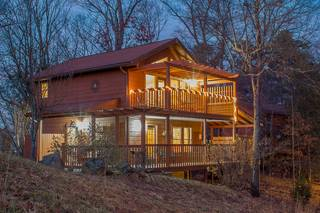 MountainView Haven 2 Bedroom Cabin Rental