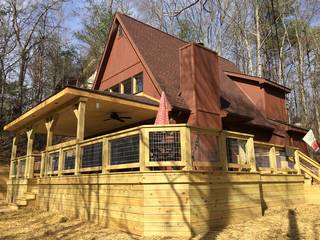 Swaying Pines 2 Bedroom Cabin Rental