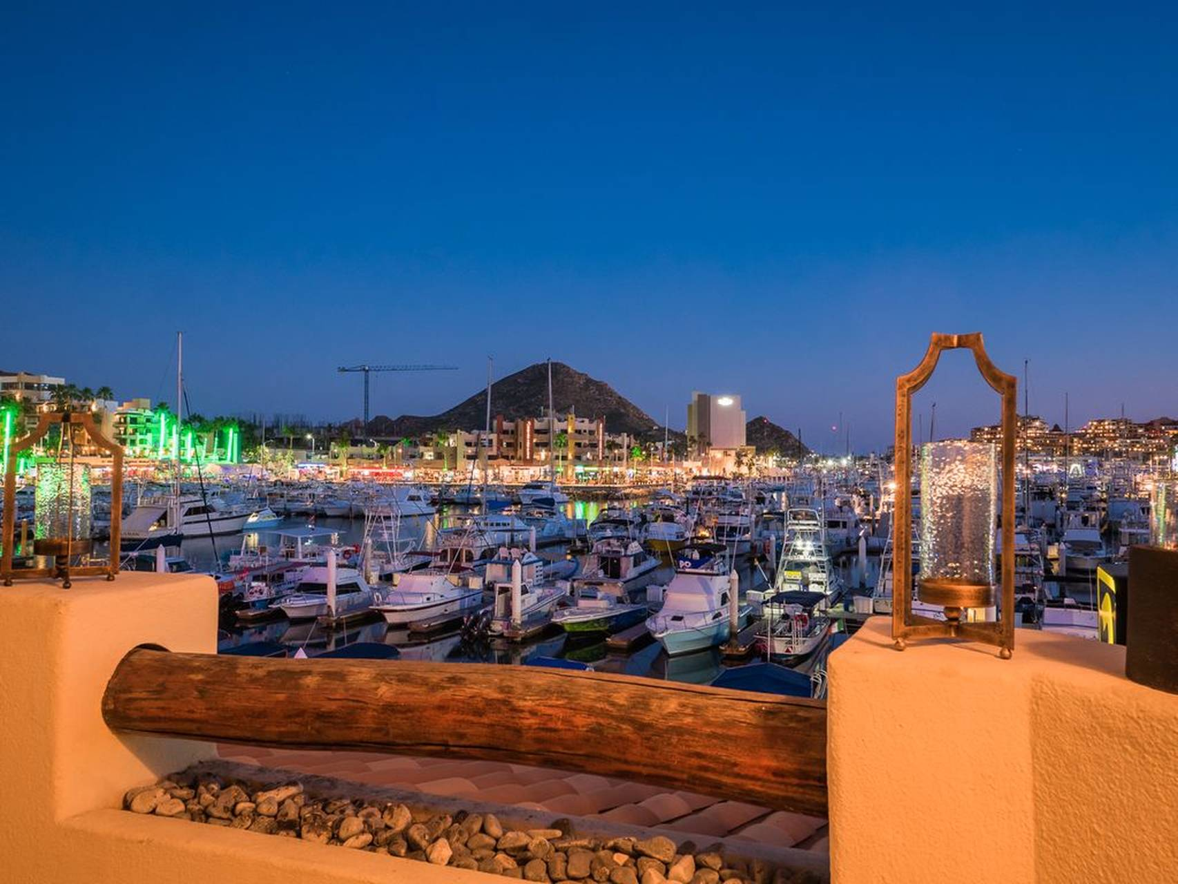 Cabo Marina 2 Bedroom Cabin Rental