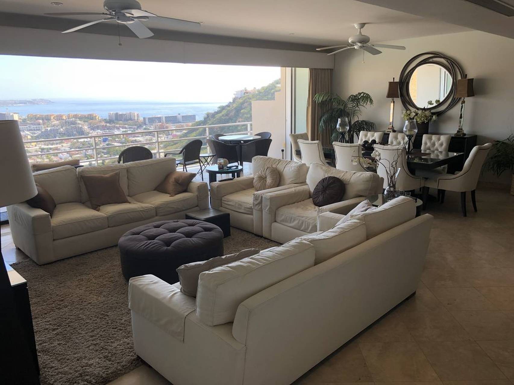 SPECTACULAR CABO VIEWS!  3 BDR CONTEMPORARY CONDO! 3 Bedroom Cabin Rental