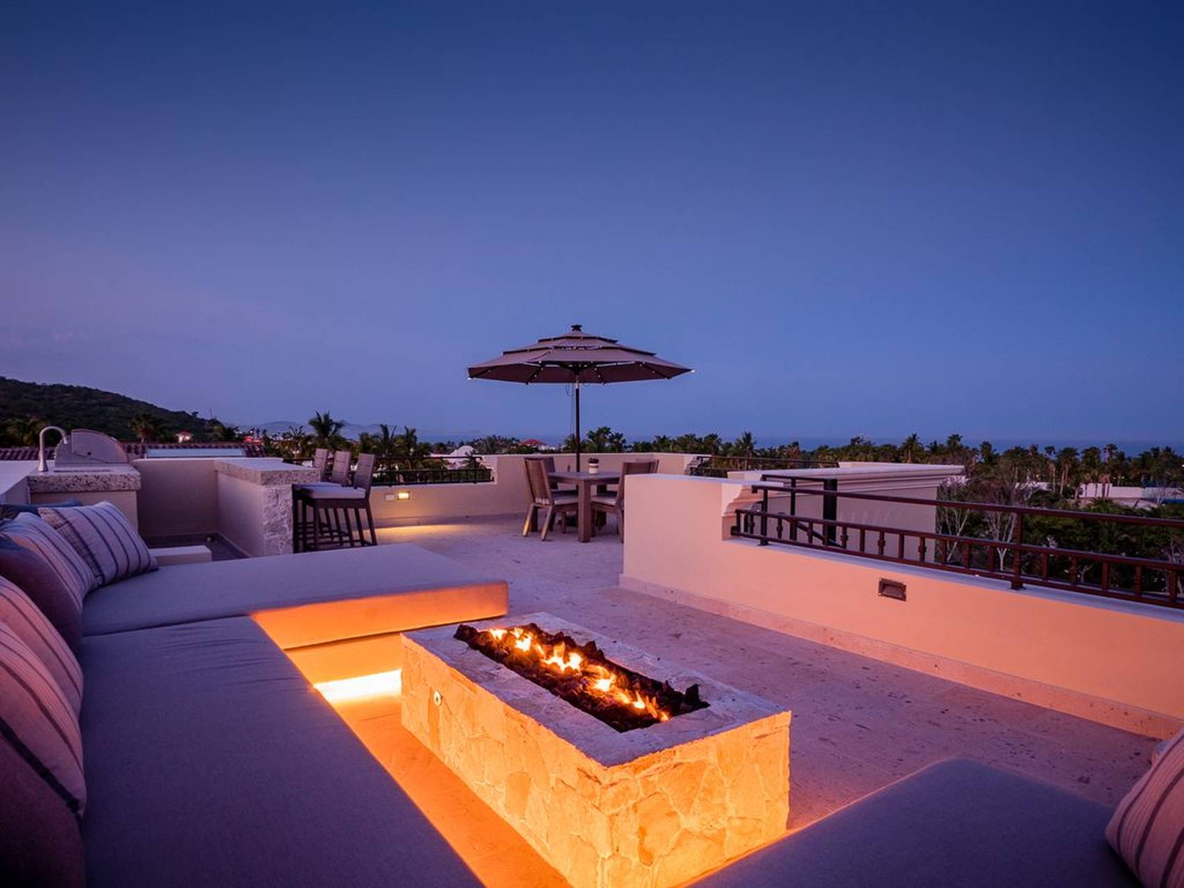 Lapp of Luxury Palmilla Dunes 3 Bedroom Cabin Rental