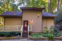 Taken at 27A Shady Woods Retreat in Gatlinburg TN