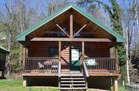 Creekside A 1 Bedroom Cabin Rental