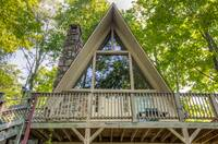 4A 2 Bedroom Cabin Rental