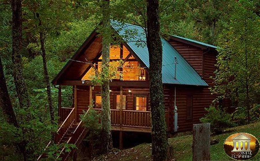 The bears cove smoky mountain dreams cabin resort rentals for Cabin rental smokey mountains