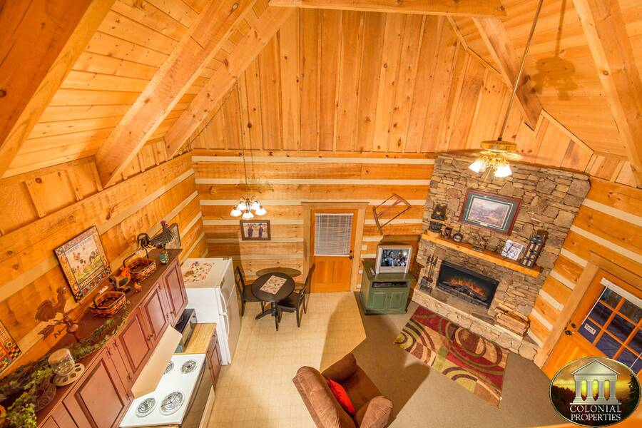 of rentals picture tennessee guest belvidere cabins e log circle cabin locationphotodirectlink ranch