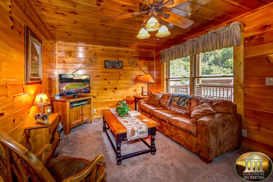 Pigeon Forge Cabins Cabin Fever