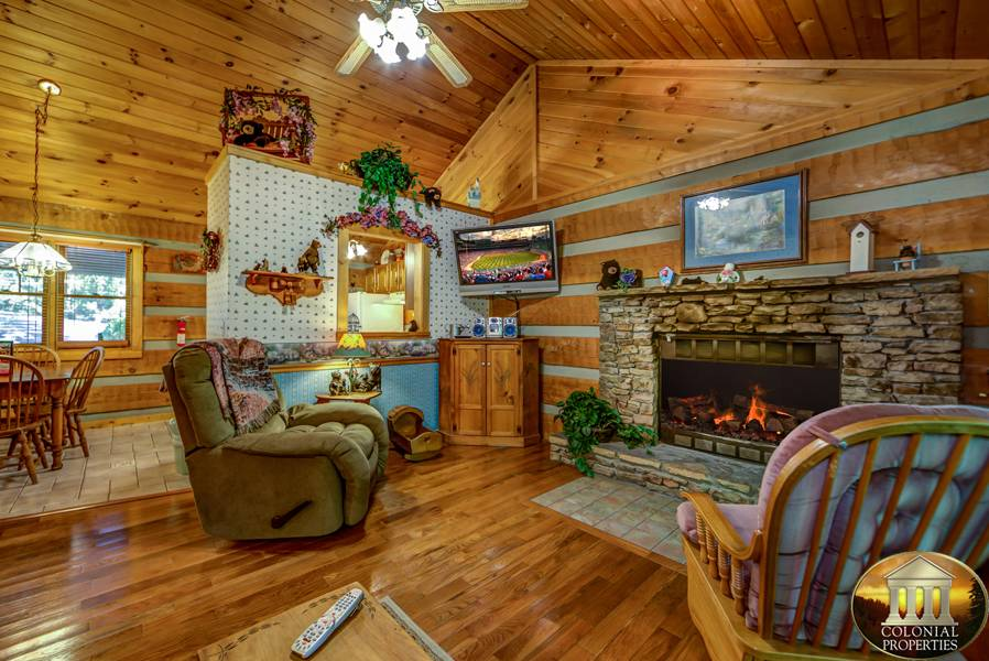 Pigeon Forge Cabins Family Traditions
