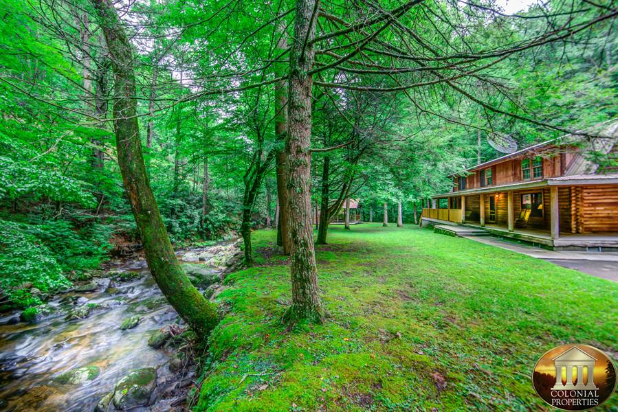 Gatlinburg Cabins Norton Creek Hideaway