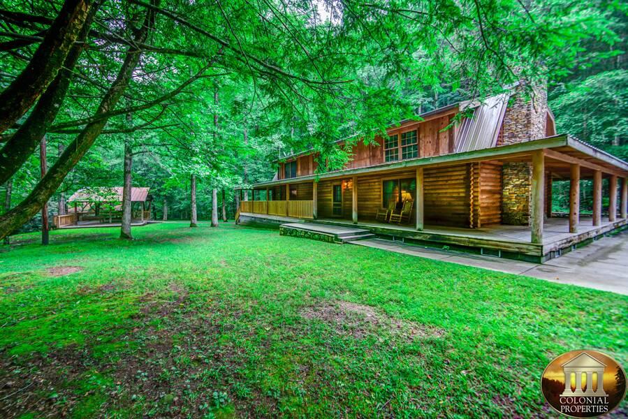 Gatlinburg Cabins Norton Creek Hideaway