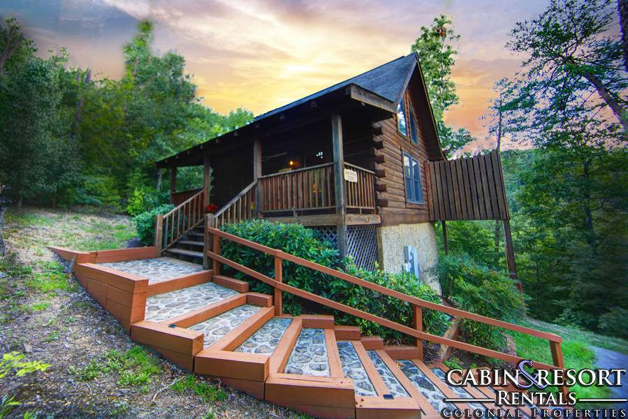 Pigeon Forge Cabins Sweet Retreat