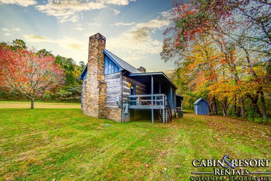 River Reflections Smoky Mountain Dreams Cabin Resort