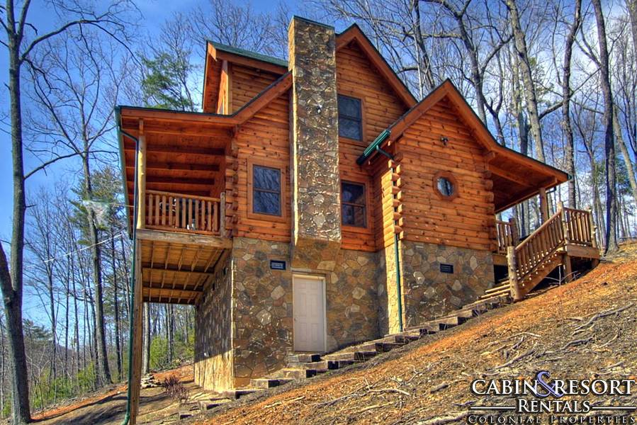 Pigeon Forge Cabins Oh My Stars