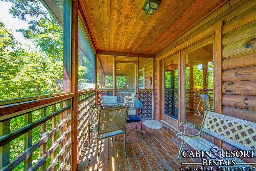 Sevierville Cabins Home Sweet Home