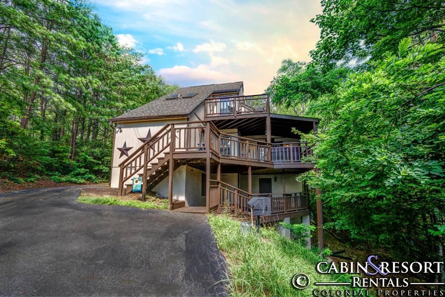 Dawns Mountain Dream Smoky Mountain Dreams Cabin Resort Rentals