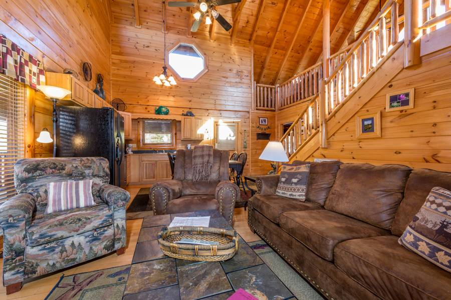 Pigeon Forge Cabins Bear Country Retreat