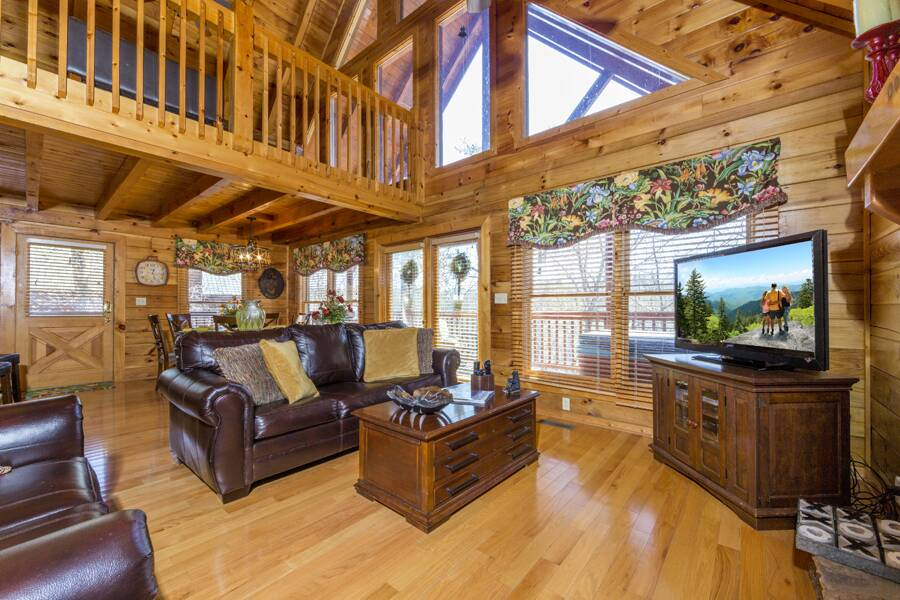 Pigeon Forge Cabins Beary Relaxing