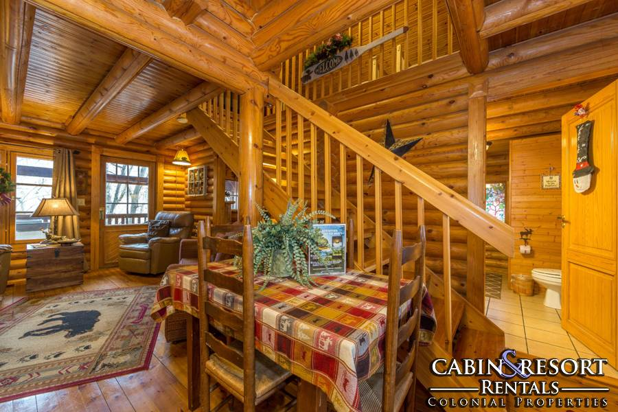 A Frame Of Heart Cabin Rental Smoky Mountain Dreams