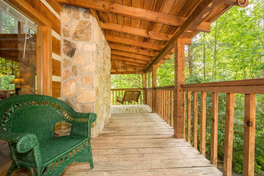 Pigeon Forge Cabins Black Bear Bluff
