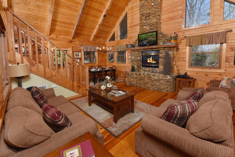 Pigeon Forge Cabins Almost Heaven