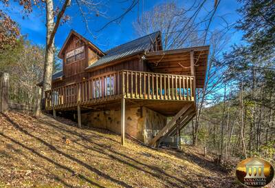 Smoky Mountain Cabin Rentals on the Little Pigeon River