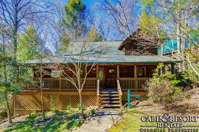 Colonial Properties Cabin Resort Rentals